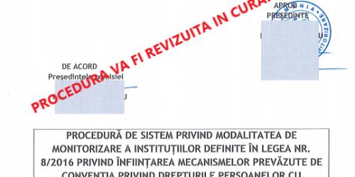 cover procedura